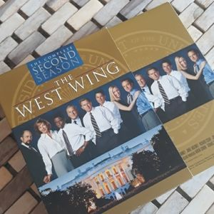 The complete second season The West Wing
